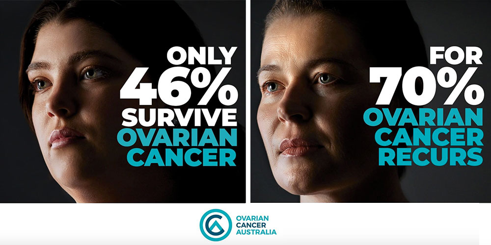 February Is Ovarian Cancer Awareness Month Kit For Cancer
